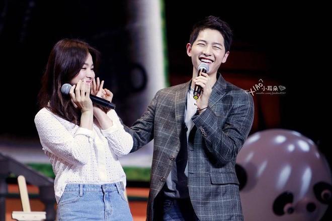 Song Joong Ki, Song Hye Kyo dinh hon tu nua nam truoc-Hinh-2