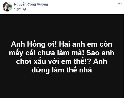 "Sao Viet soc truoc tin ""ong trum hai Tet"" Pham Dong Hong qua doi-Hinh-2"