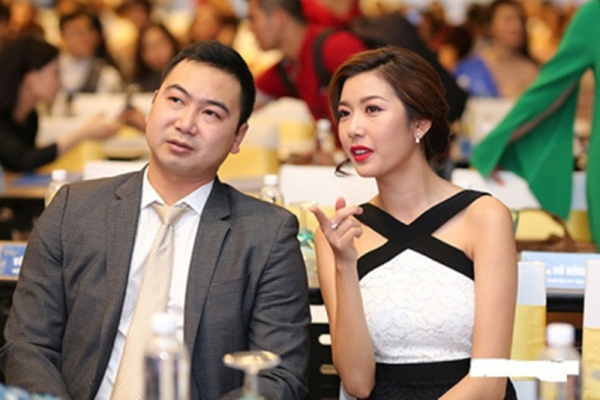 A hau Thuy Van lam gi ngay ban trai cu cuoi Lan Khue?