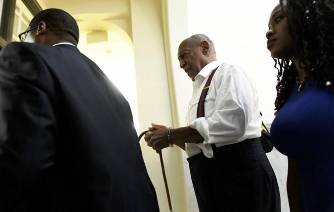 Danh hai Bill Cosby ngoi tu o tuoi 81, dong phat 25.000 USD