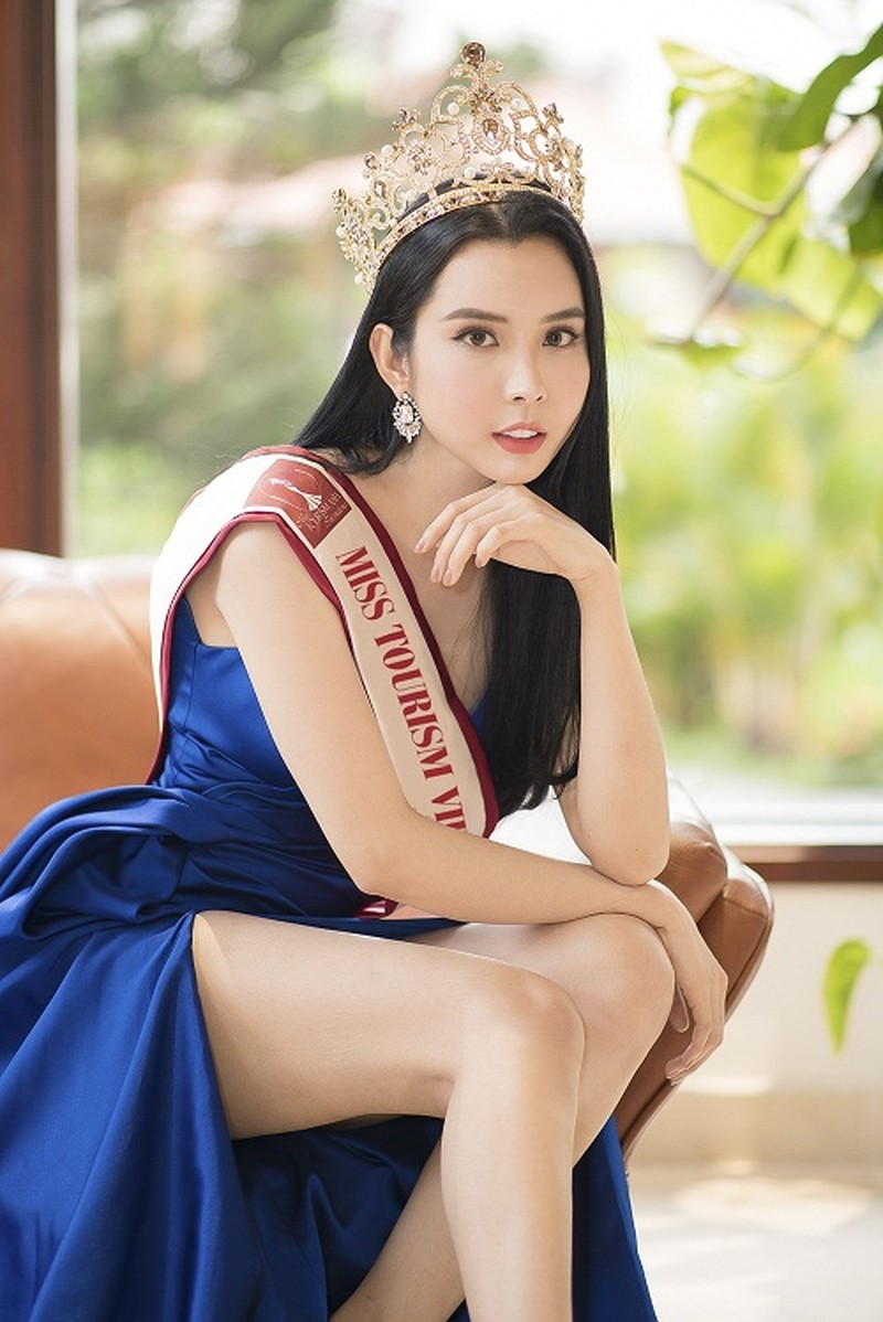 "My nhan co ""vong eo than thanh"" thi Miss Tourism Queen Worldwide 2018-Hinh-3"