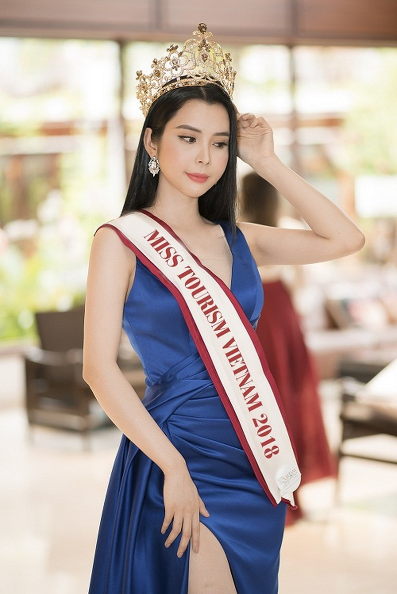 "My nhan co ""vong eo than thanh"" thi Miss Tourism Queen Worldwide 2018-Hinh-4"