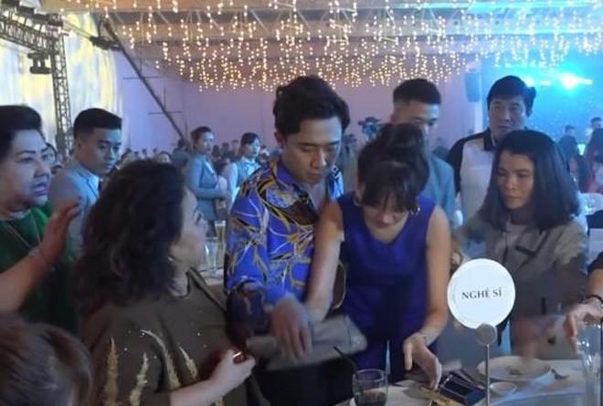 Tran Thanh len tieng ve su co trong sinh nhat Mr. Dam-Hinh-3
