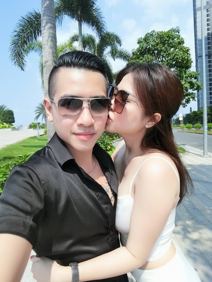 Chi gai Ngoc Trinh ket hon lan 2 voi ca si Tieu Quang-Hinh-5