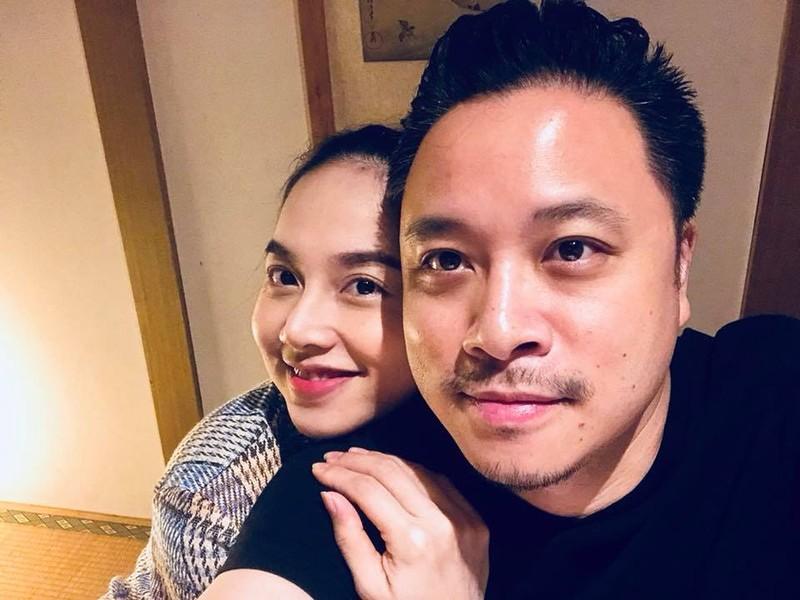 Dinh Ngoc Diep sinh con trai dau long cho dao dien Victor Vu-Hinh-2