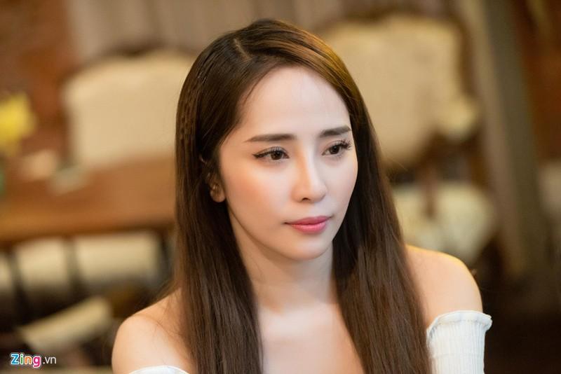 Quynh Nga tiet lo moi quan he hien tai voi Viet Anh sau on ao-Hinh-2