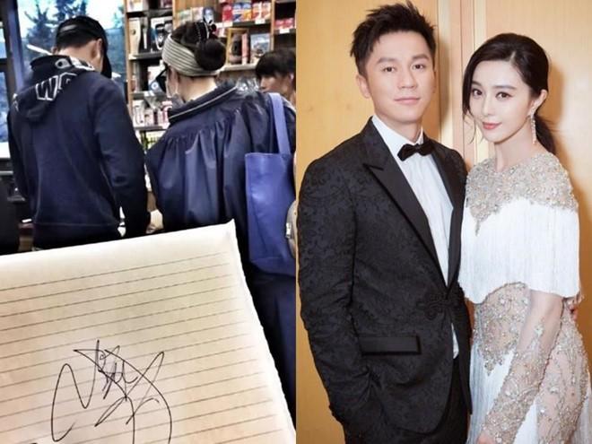 Pham Bang Bang - Ly Than xuat hien cung nhau sau scandal tron thue
