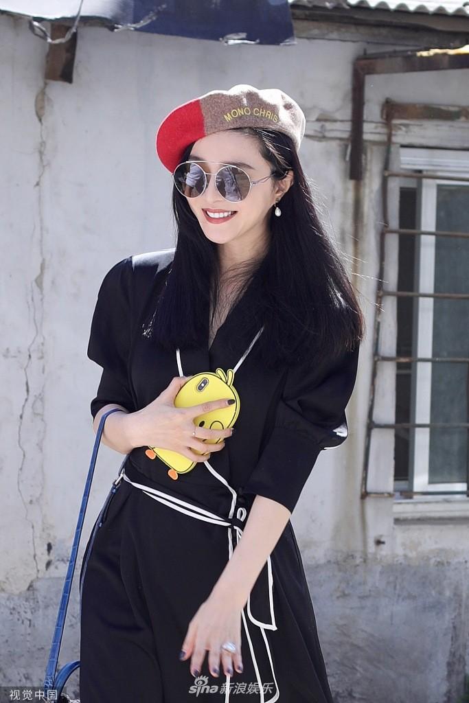 Pham Bang Bang tuoi cuoi xuat hien sau tin don chia tay vi mang bau