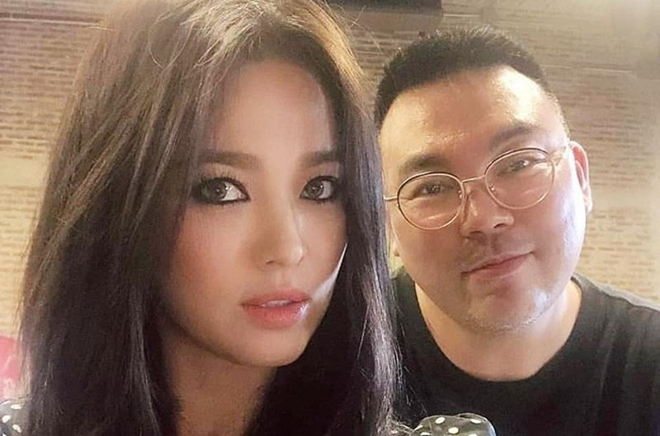Vu bat qua tang Song Hye Kyo ngoai tinh, Song Joong Ki noi gi?