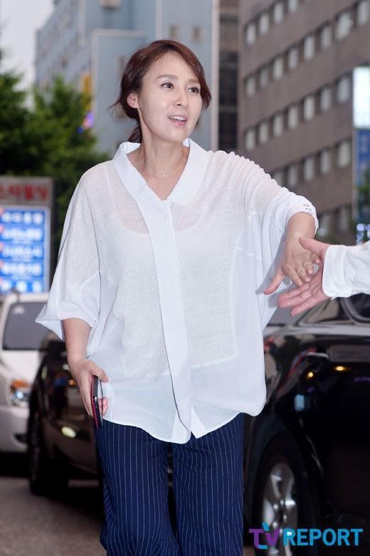 Tang le kin dao cua dien vien Han Jeon Mi Seon tu tu