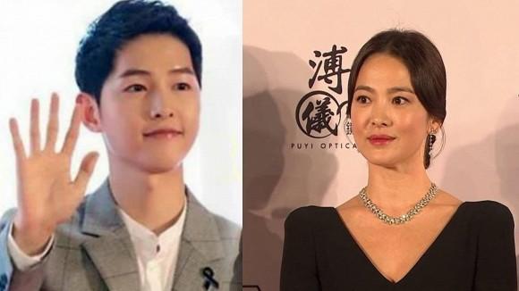 Song Joong Ki ly hon vi phat hien Song Hye Kyo duoc dai gia bao?