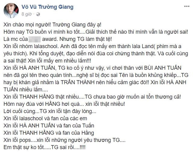 Truong Giang dat show lam MC: Bao gio het kem duyen, lam lo?-Hinh-4