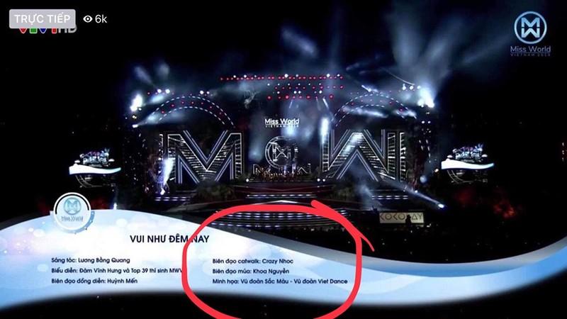 "Miss World VN 2019: Le Quyen bi che ""vo duyen"", tiet muc Mr Dam dinh san-Hinh-2"