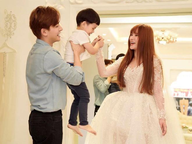 Tra My Idol chi trich Thu Thuy vi de chong bao hanh con trai-Hinh-3