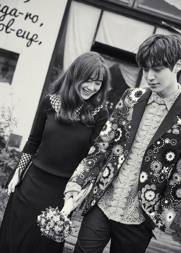 Ahn Jaehyun nop don kien Goo Hye Sun, quyet cham dut hon nhan