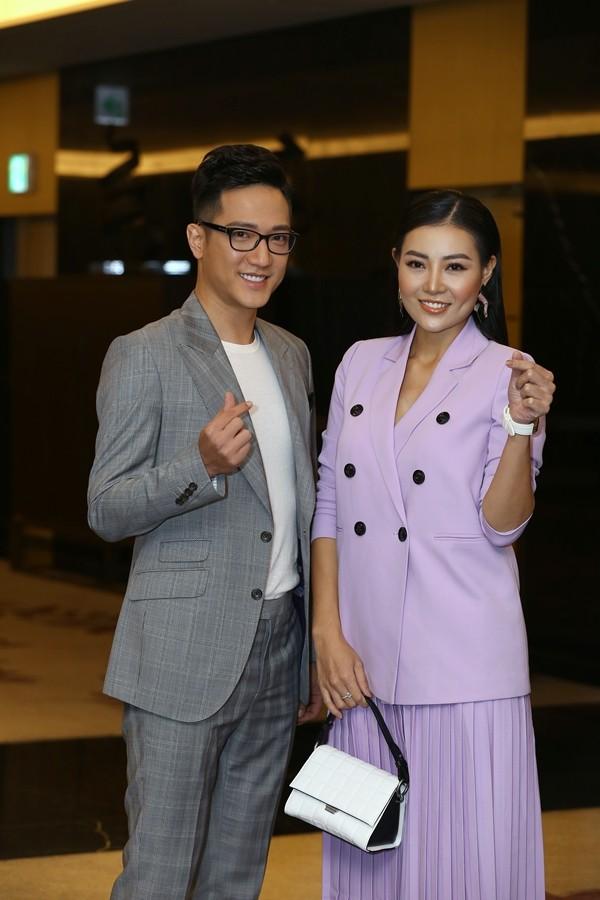 Chi Nhan phu nhan co ban gai moi, khong hoi han khi noi vo cu gia tao-Hinh-2