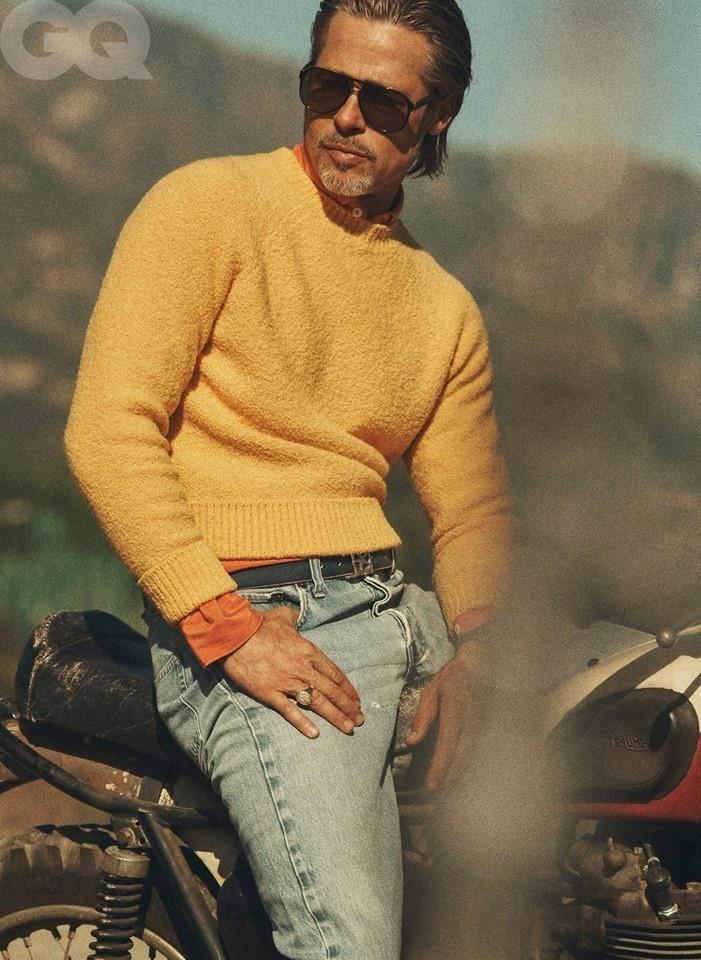 Brad Pitt len tieng ve tin don hen ho co dao nong bong kem 25 tuoi-Hinh-3