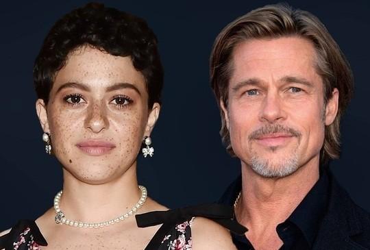 Brad Pitt len tieng ve tin don hen ho co dao nong bong kem 25 tuoi