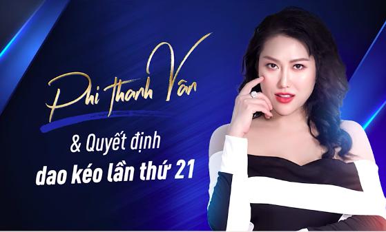 Phi Thanh Van gay sung sot khi quyet dinh