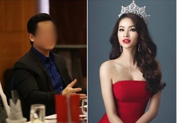 Thong tin hiem ve ban trai Pham Huong: Da mot doi vo, hai con-Hinh-3