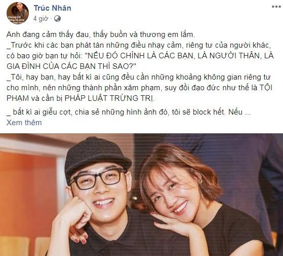 "Sao Viet dong loat dung ve phia Van Mai Huong, chi trich ke phat tan clip ""khon nan""-Hinh-2"