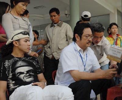 Dao dien Charlie Nguyen ke ky niem dang nho ve nghe si Chanh Tin-Hinh-2