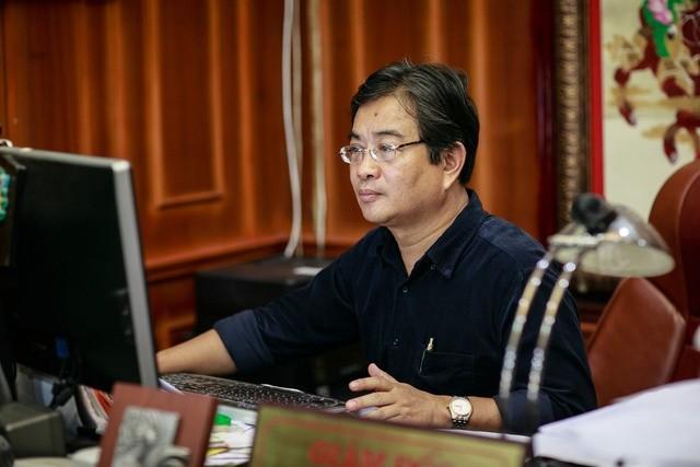 Nguyen giam doc Nha hat Tuoi tre Truong Nhuan qua doi