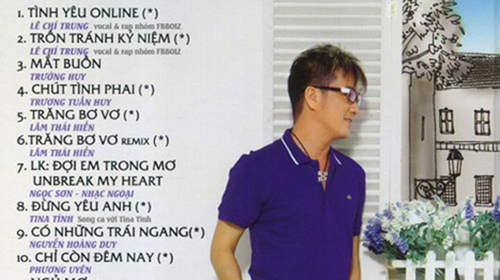 Dam Vinh Hung tra phi ban quyen trong vu kien voi nhac si