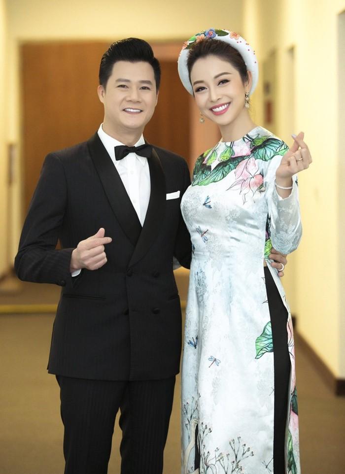 Quang Dung hanh phuc ben tinh moi sau 10 nam ly hon Jennifer Pham-Hinh-2