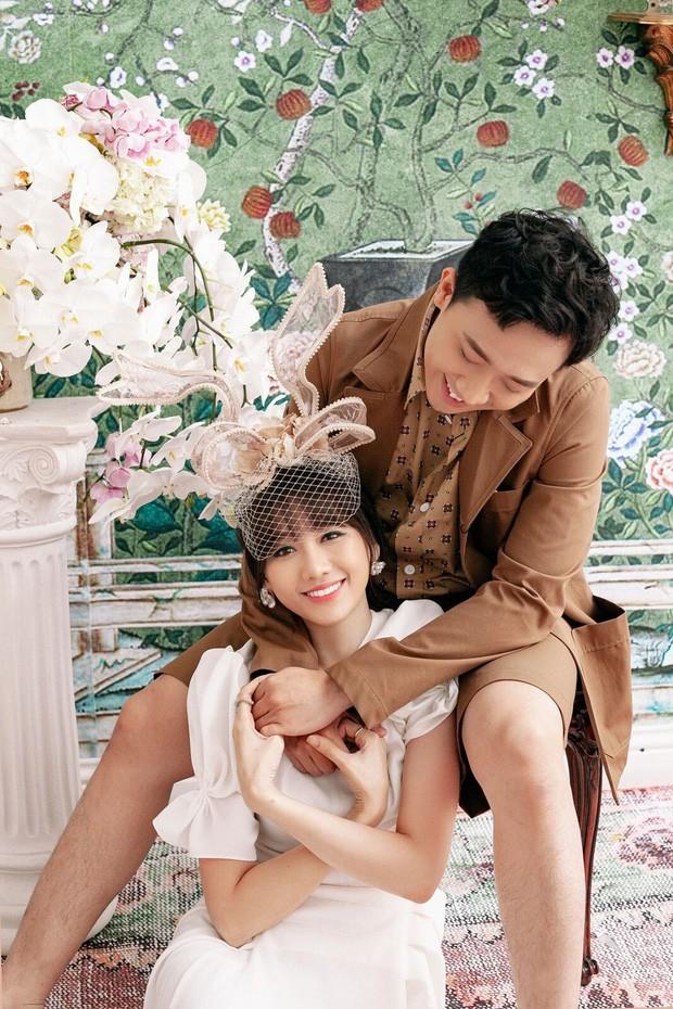 Hari Won khoe anh cuc tinh tai Han, chuc mung sinh nhat Tran Thanh-Hinh-3