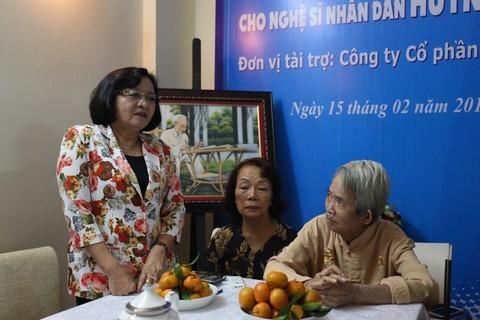 Nghe si Huynh Nga qua doi o tuoi 88 tai nha rieng-Hinh-2