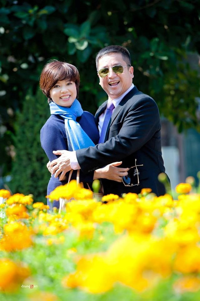 Chi Trung tiet lo ly do ly hon, vo cu Ngoc Huyen phan ung gi?