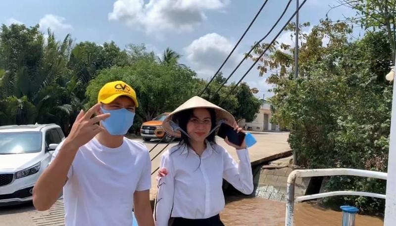 Vi sao Thuy Tien khong de ten vao bang tang du quyen gop gan 13 ty?-Hinh-2