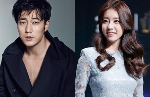 So Ji Sub ket hon voi MC xinh dep kem 17 tuoi Jo Eun Jung-Hinh-2