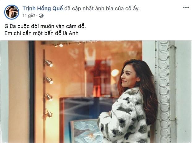 Vua cong khai tim hieu Huynh Anh, Hong Que the hien tinh cam cuc ngot-Hinh-6