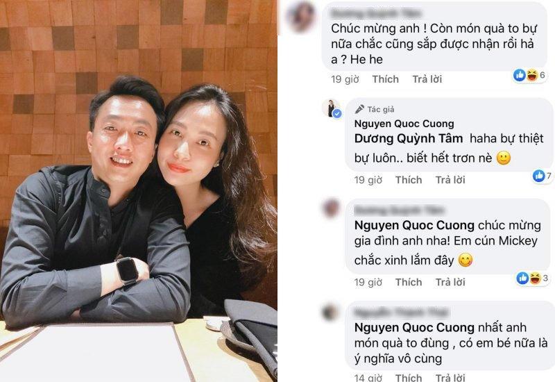 Cuong Do La ngam xac nhan Dam Thu Trang mang thai sap sinh?-Hinh-2