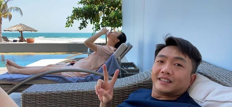 Cuong Do La ngam xac nhan Dam Thu Trang mang thai sap sinh?-Hinh-3