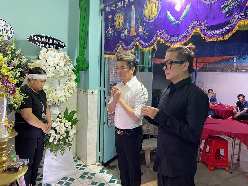 Dam Vinh Hung - Vu Ha den vieng nha thiet ke tai hoa Ken Nguyen