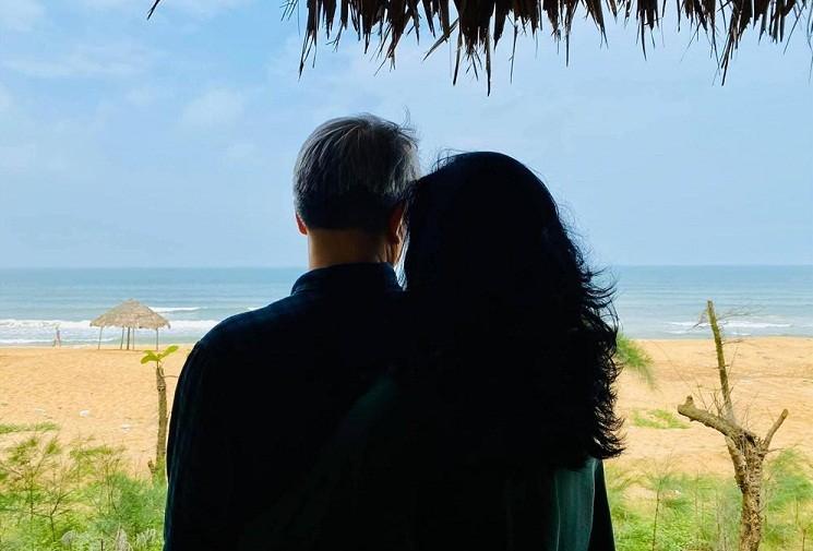 Diva Thanh Lam khoe ban trai kem tuoi sau nhieu nam ly hon?