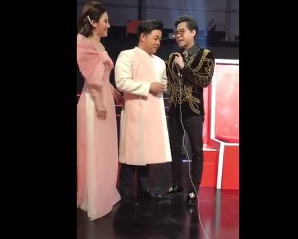 Cai cui dau xin loi cua Quang Le va su that buon trong showbiz-Hinh-2