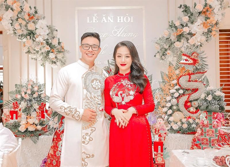 Nhan sac ban gai kem 6 tuoi lam le an hoi voi Dong Hung