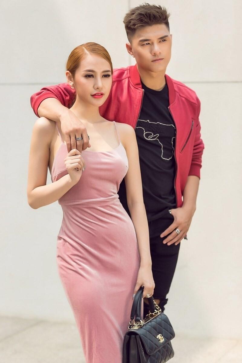 Linh Chi muon co con moi lam dam cuoi voi Lam Vinh Hai-Hinh-3