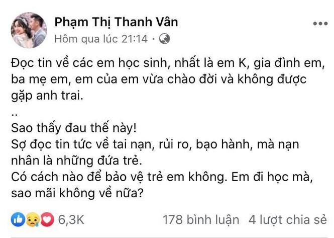 Oc Thanh Van dau long vu cay phuong do khien hoc sinh tu vong