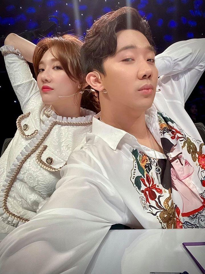 """Hari Won xot chong cay show chi ngu 2 tieng/ ngay, fan giuc """"tang luong""""-Hinh-2"""