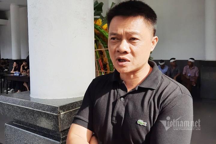 MC My Lan bat khoc noi ve tin nhan cuoi cua MC Dieu Linh-Hinh-2