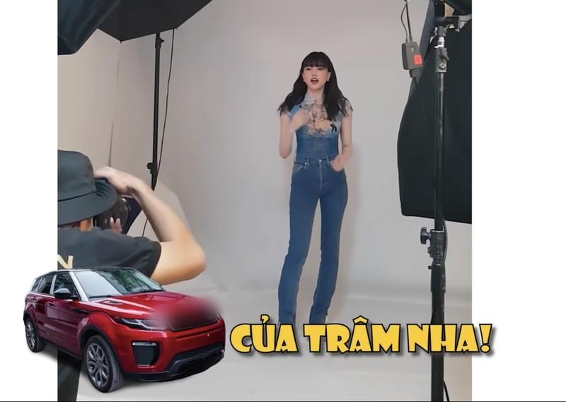 Thieu Bao Tram lai sieu xe cua Son Tung M-TP di quay show?-Hinh-3