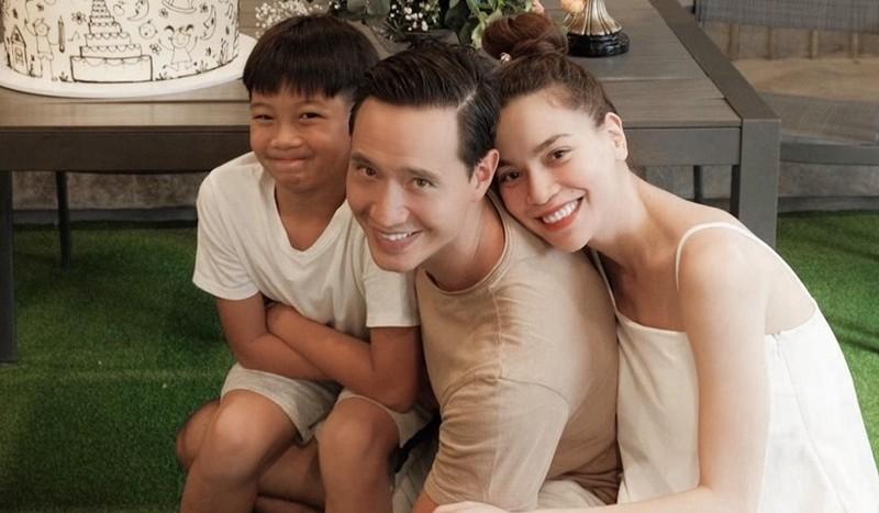 Hot: Ho Ngoc Ha mang bau be gai, khong phai thai doi?-Hinh-4