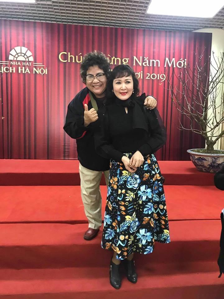 "NSND Minh Hoa: Thi hat doat giai va cu ""be lai"" thanh dien vien-Hinh-3"