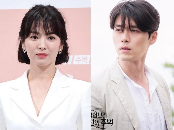 Lo bang chung Hyun Bin - Song Hye Kyo da don ve song chung?