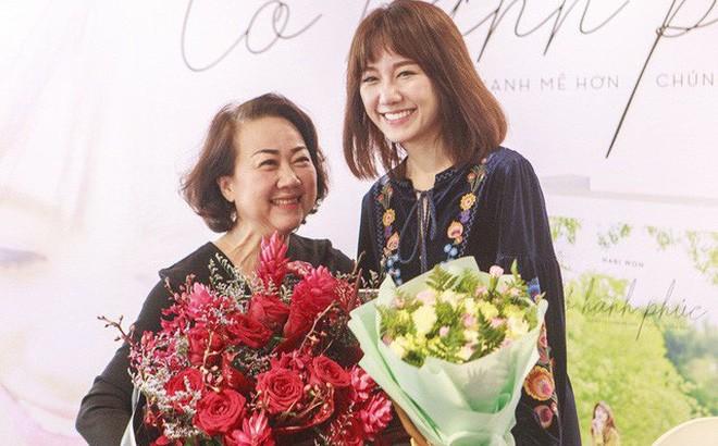 Hari Won sam qua sang chanh mung sinh nhat me chong-Hinh-3